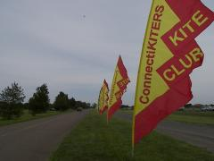 Hammoasset Kite Fest, CT 5/22/10