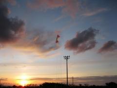 Rev I with The Okinawa Sunset