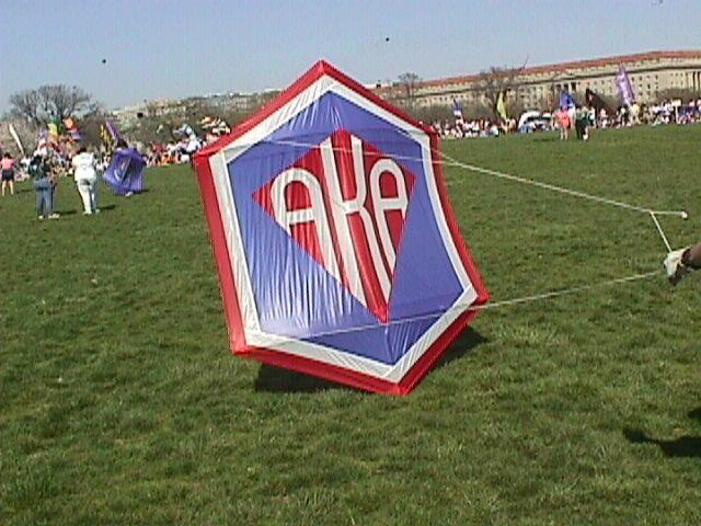 Issue 2 (May 1998): Smithsonian Kite Festival