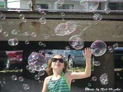 Felix Cartagena's bubbles