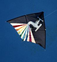 Tap Kite 10 Ft