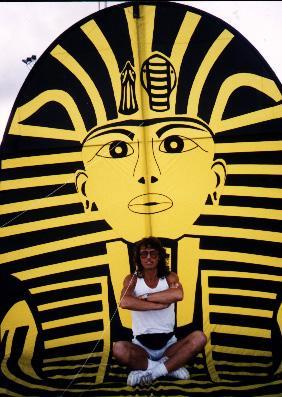 King Tut 300ft long