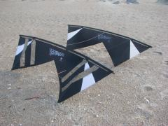 Kites Unlimited Vented and Full Sail