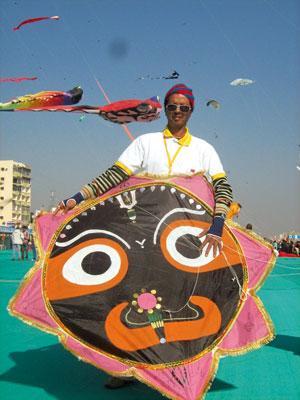 Spiritual Kite Design by Paavan Solanki