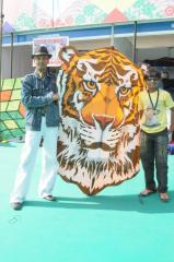 Tiger - Rokaku - India by Paavan Solanki