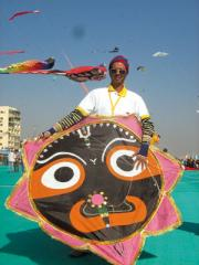 Spiritual Kite Design by Paavan Solanki