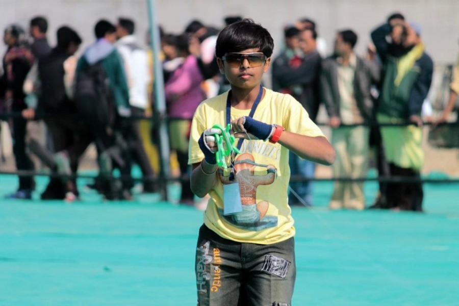 Akash Solanki - Kite Flyers Ahmedabad