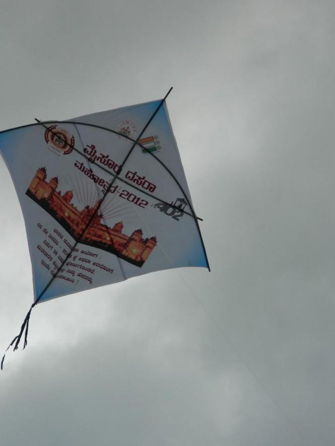 Dassara Kite Festival 2012