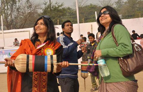 International Kite Festival 2013 Patna
