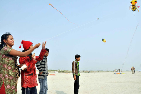 Kite Flyers Club Ahmedabad