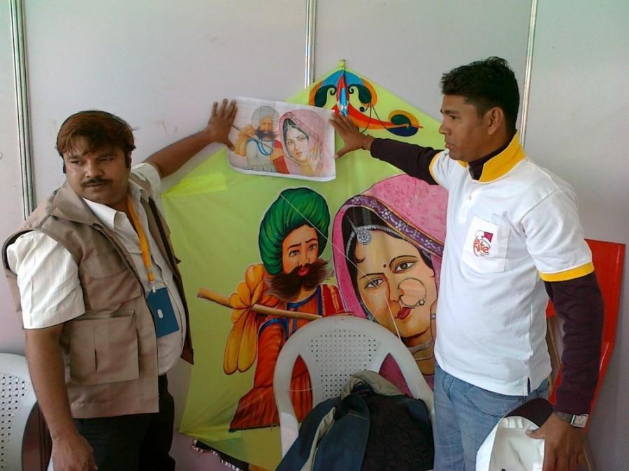 Ahmedabad International Kite Festival