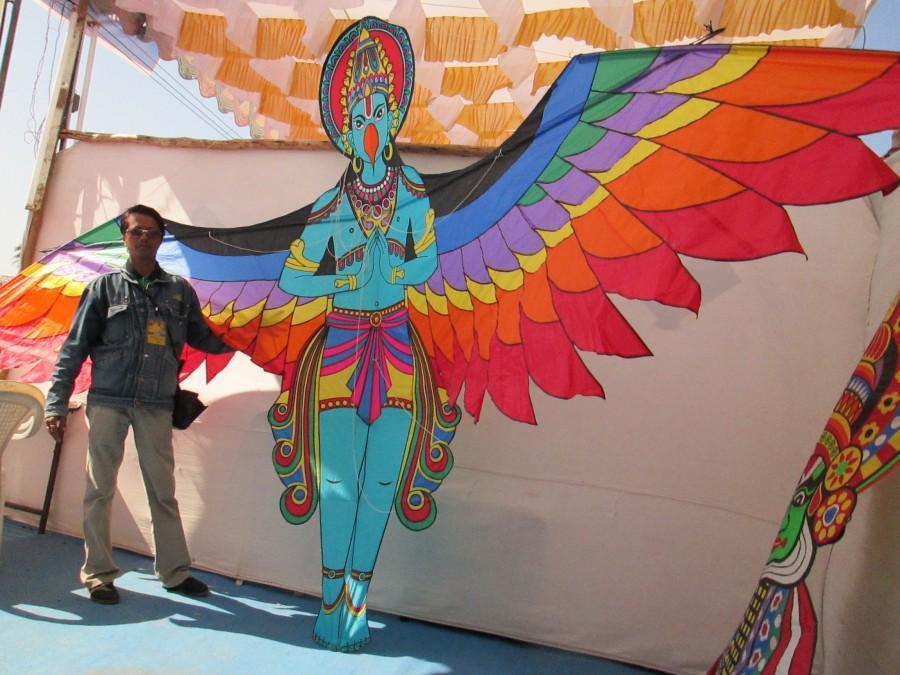 Garuda Kite - Paavan Solanki