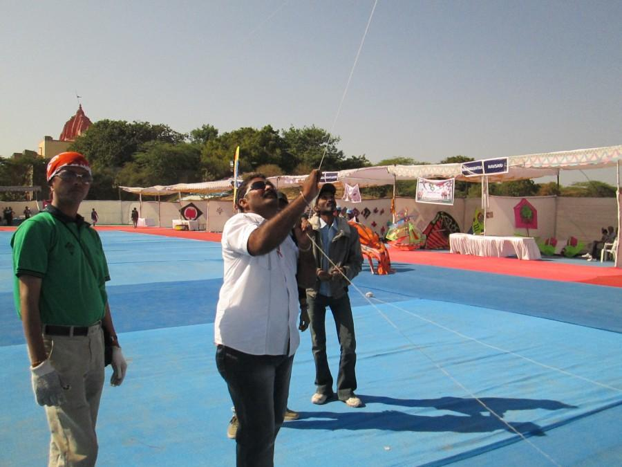 Somnath Kite Festival