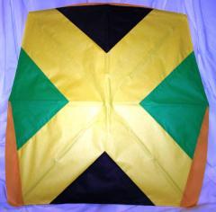 Flag kite