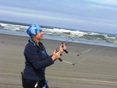 sandy At long beach 7 6 14