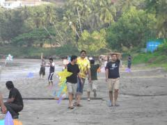 Kite Flying At Goa.JPG