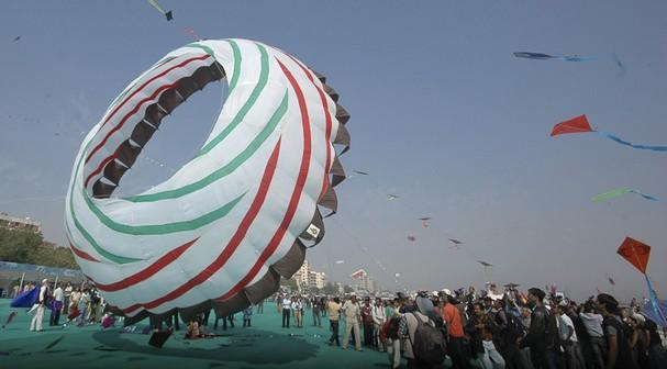 India International kite festival