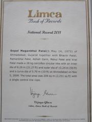 LIMCA BOOK OF RECORD  INDIA