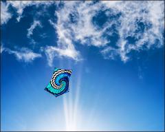 Sam King kite