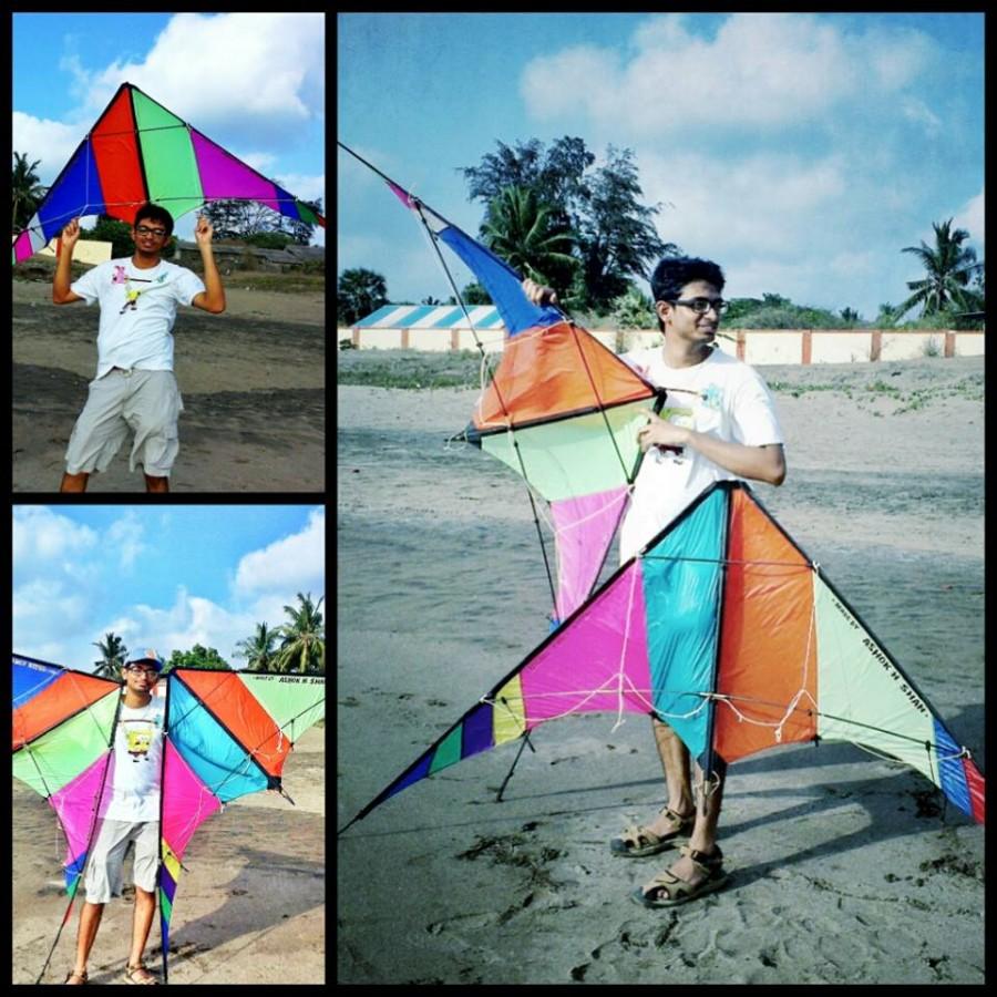 Multi Kite flying
