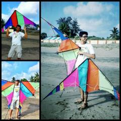 Multi Kite flying