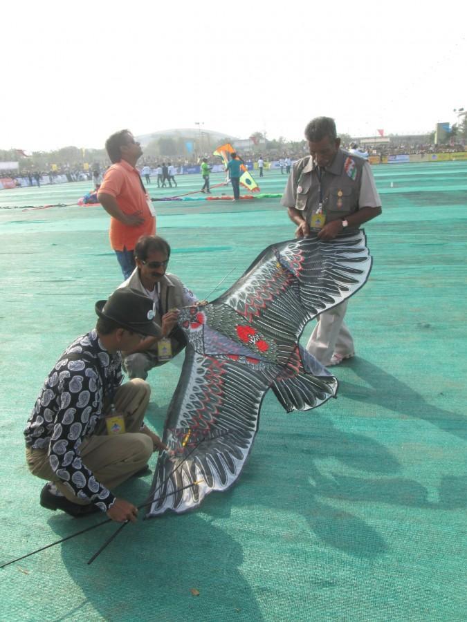 Paavan Solanki - Founder - Royal Kite Flying Club India