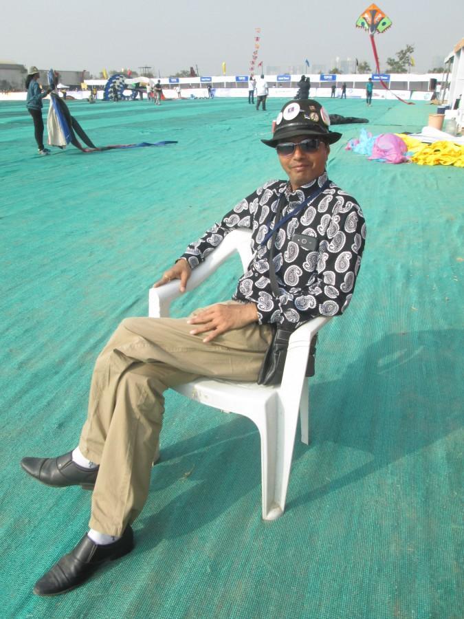 Sakal Pune Interantional Kite Festival