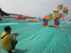 Akash Solanki - Royal Kite Flying Club Ahmedabad, Gujarat, India