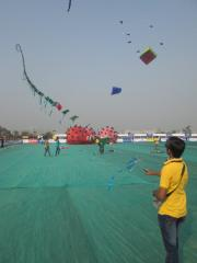 Akash Solanki - Kite Flyers India