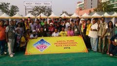 Sakal Pune International Kite Festival 2014