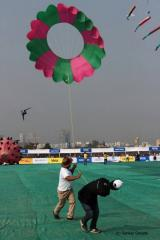 Gulabchand Jangid - Kite Flyers from Nagpur