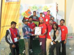 Country Club Resort Team Dubai - Dubai International Kite Festival 2014