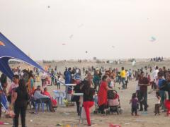 Dubai International Kite Festival 2014