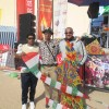 Sri Lanka Kite Flyers at Dubai International Kite Festival 2014