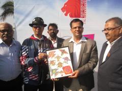 Rajkot International Kite Festival 2014