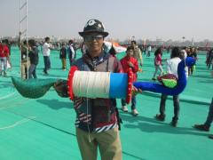 Paavan Solanki - Kite Flyers Club India