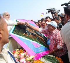 Prime minister of INDIA Mr. Narendra Modi