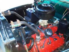 Henry's 239 flathead V8