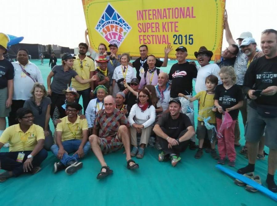 Pune Kite Festival 2015 Paavan Solanki