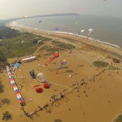 Kite Festival Goa 2015 - Royal Kite Flyers Club - Paavan Solanki