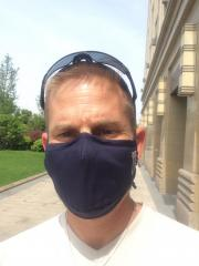 Mask for pollution