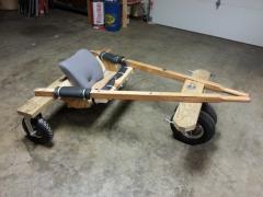 $105 Kite Buggy