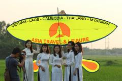 Asia Travel Leisure's Flute Kite