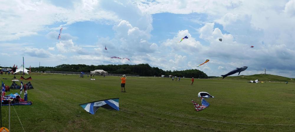 Wright Kite Festival 2016
