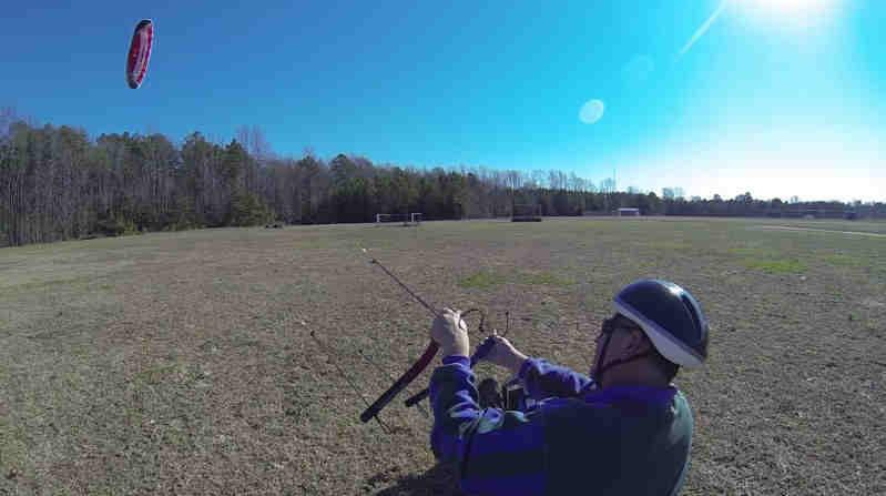 Buggying with the Crossfire II 4M