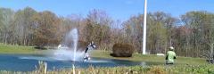 Eli at the Fountain