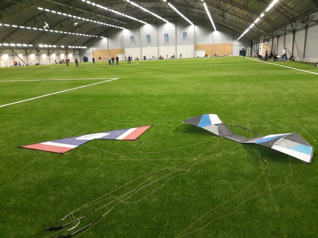 Attending Indoor Model Aircraft Events –  the Setting of a Goal with a Deadline