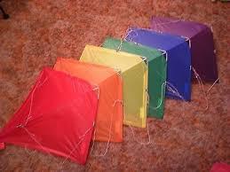 Rainbow Stunt Kite(s)