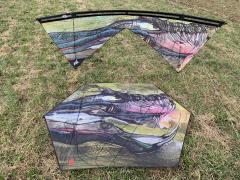 Los Hermanos Quad Super Custom & Rokkaku 1.5 x BundukiVlieger