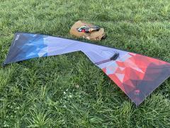 Detox 2019 Super Ultra Light Aegean/Sangria (Nederlân Series) x BundukiVlieger